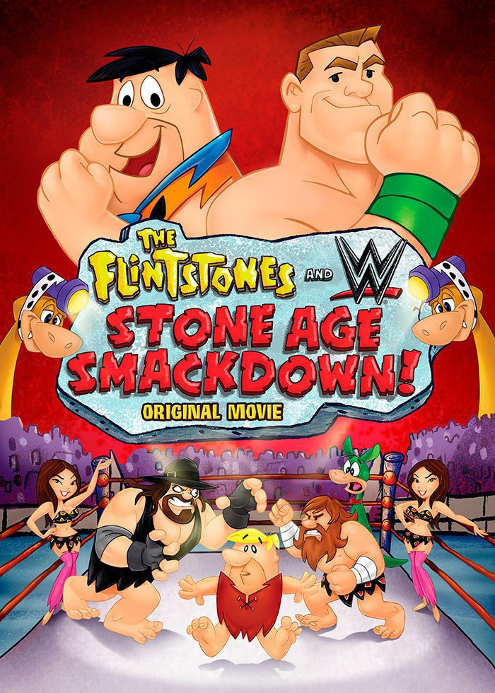 Image of Flintstones & WWE: Botte da Orbi